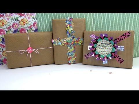 geschenke verpacken geschenke in folie verpacken sch. Black Bedroom Furniture Sets. Home Design Ideas