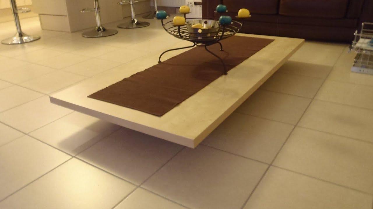 Adjustable Height Coffee Table Ikea - YouTube