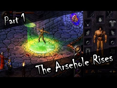 Let's Play Revenant - Part 1 - The Arsehole Rises