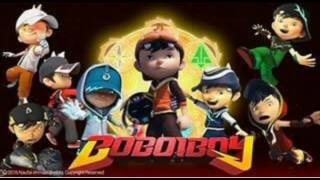masih di sini ost boboiboy the movie  karaoke