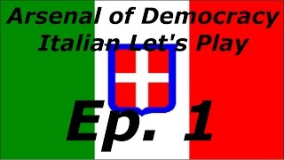 Arsenal of Democracy: Italian Let