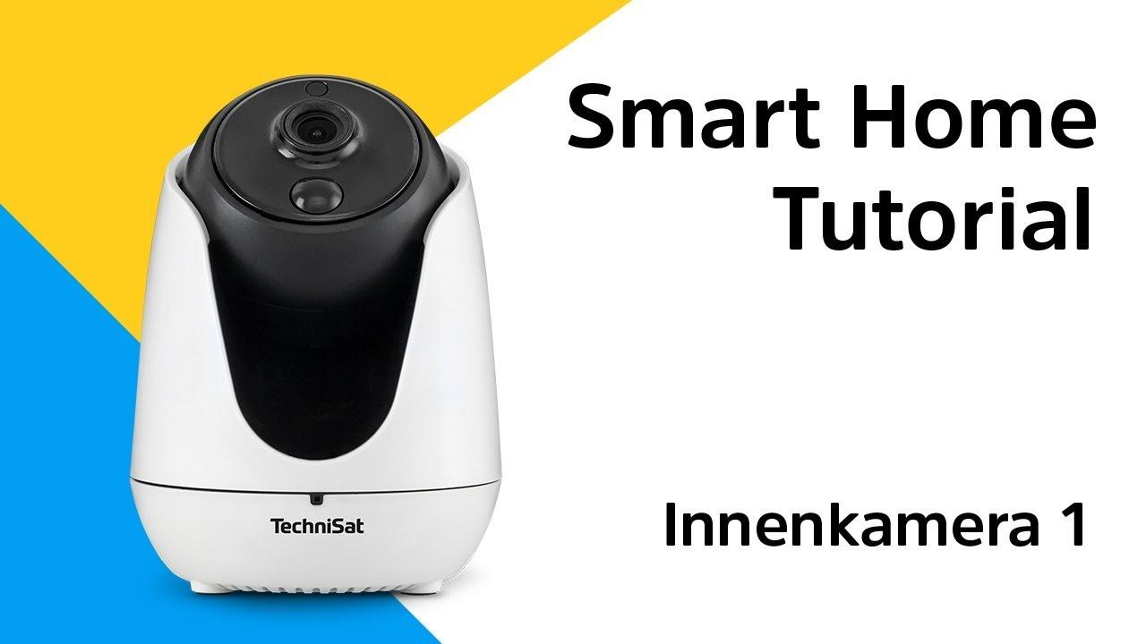 Video: Innenkamera 1 Anleitung | So binden Sie die Innenkamera 1 in Ihr Smart Home System ein.