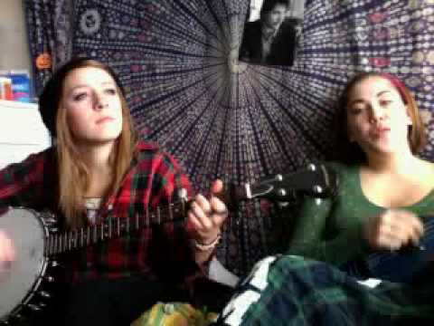 Cover of Love Vigilantes by NEW ORDER - cover of Iron & Wine - Hannah Rosen & Nicky Marcucci