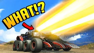 Crossout - CRAZY TOWER DEFENSE BUILD & INSANE SHOTTY BUILD! (Crossout Gameplay)
