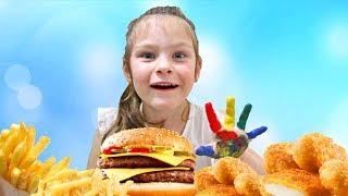 Lunch Song - Nursery Rhymes & Kids Songs