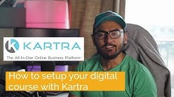 Kartra Review - How to Create A Course Online - Full Steps