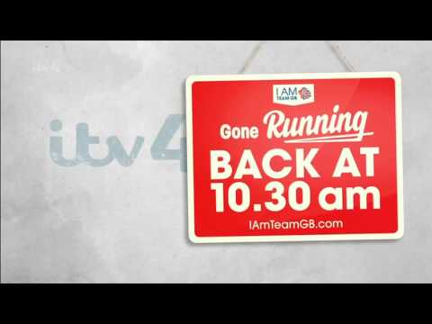 ITV4 I Am Team GB Complete 1 Hour Switch Off 27.08.2016