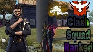 Best Free Fire Game Play In Clash Squad Ranked - Garena Free Fire