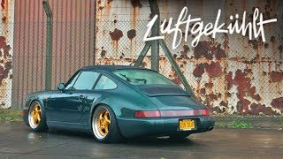 LuftgeküHlt: Air-Cooled Porsche Heaven - Carfection