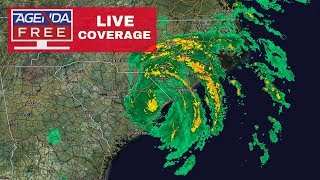 Tropical Storm Florence LIVE COVERAGE: Flood Threat Grows - 9/14/18