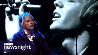 BBC Proms: Susanne Sundfør sings Scott Walker