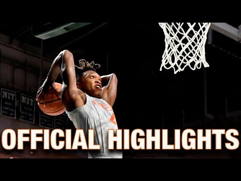 Lonnie Walker IV Official Highlights | Miami