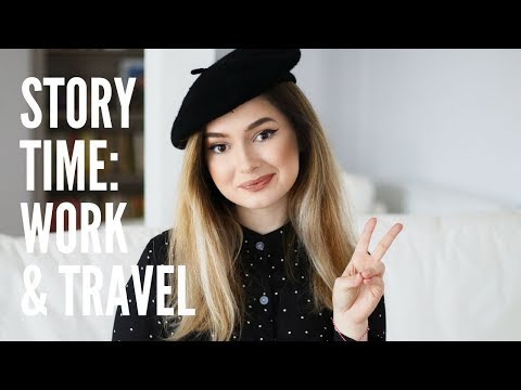 STORY TIME: WORK AND TRAVEL EXPERIENCE // PART II - interviu de job/ viza - denisasimam