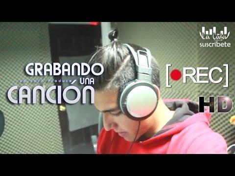 MIXELMC: GRABANDO UNA CANCIÓN | un día en el estudio de grabación | LA CASA PRODUCE.