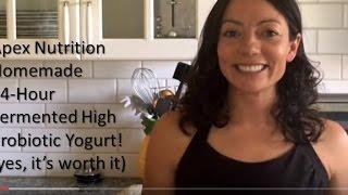 Apex Nutrition - Homemade Yogurt 24-Hour High Probiotic