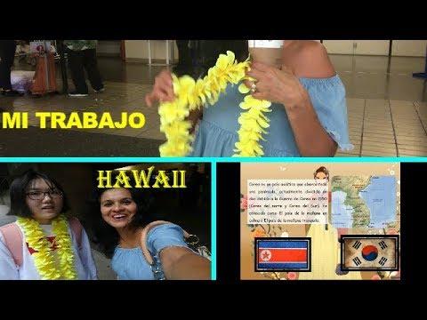 UNOS DE MIS  TRABAJOS  EN HAWAII