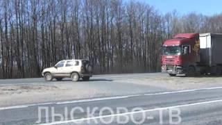 30 04 2016 Авария на трассе М7