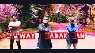 EMIWAY - KADAK BAN I DANCE CHOREOGRAPHY BY IMRAN SHAIKH