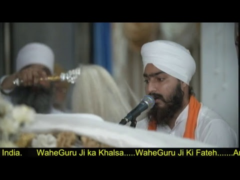 AmritVela Live Kirtan - 30th September, 2017