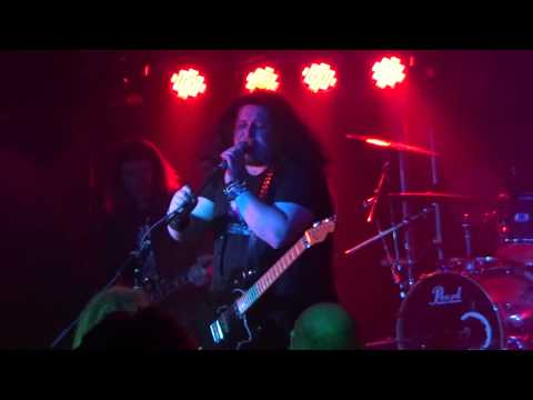 TWISTED ILLUSION - Heaven And Hell - Badass Bash - Black Mass Bar & Club.Wakefield.24/02/18.