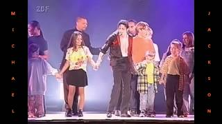 Michael Jackson & Friends ¸•¨♫ You Are Not Alone  ♫¨•¸