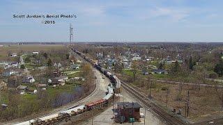 Csx L355-17 derailment 14,000