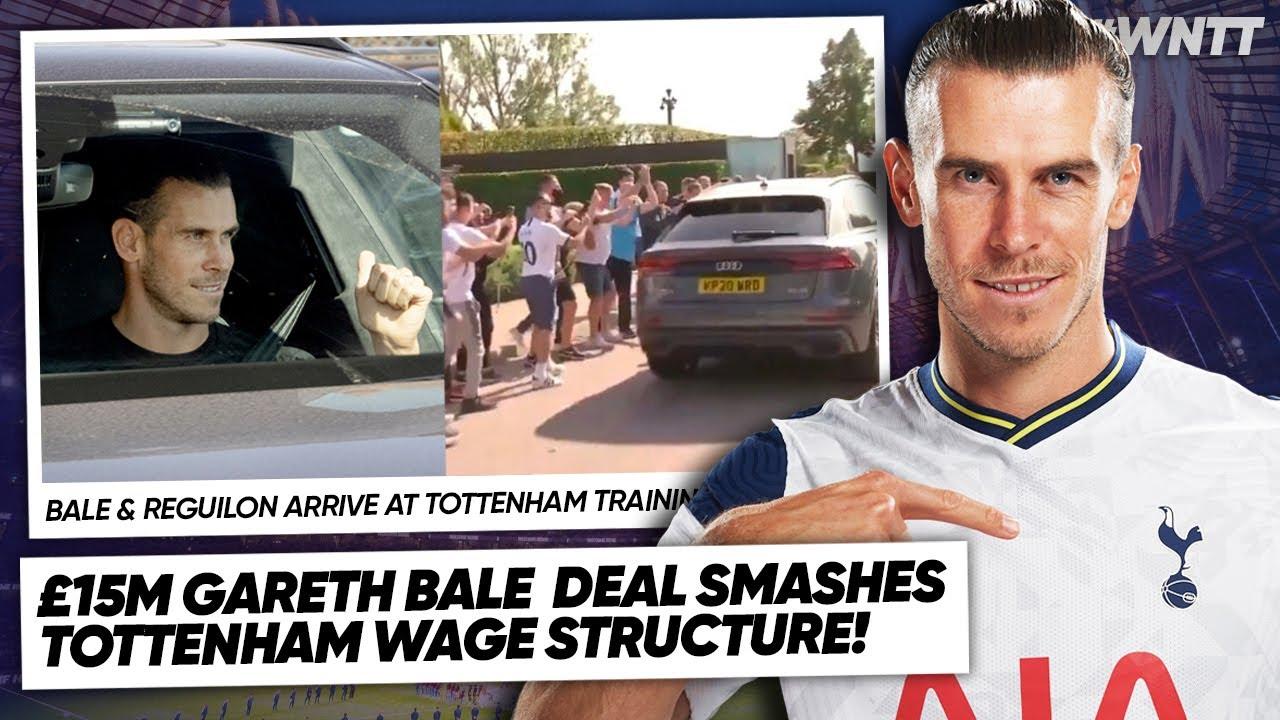 BREAKING: Gareth Bale Returns To Spurs In HUGE £300k-Per-Week Deal! | #WNTT