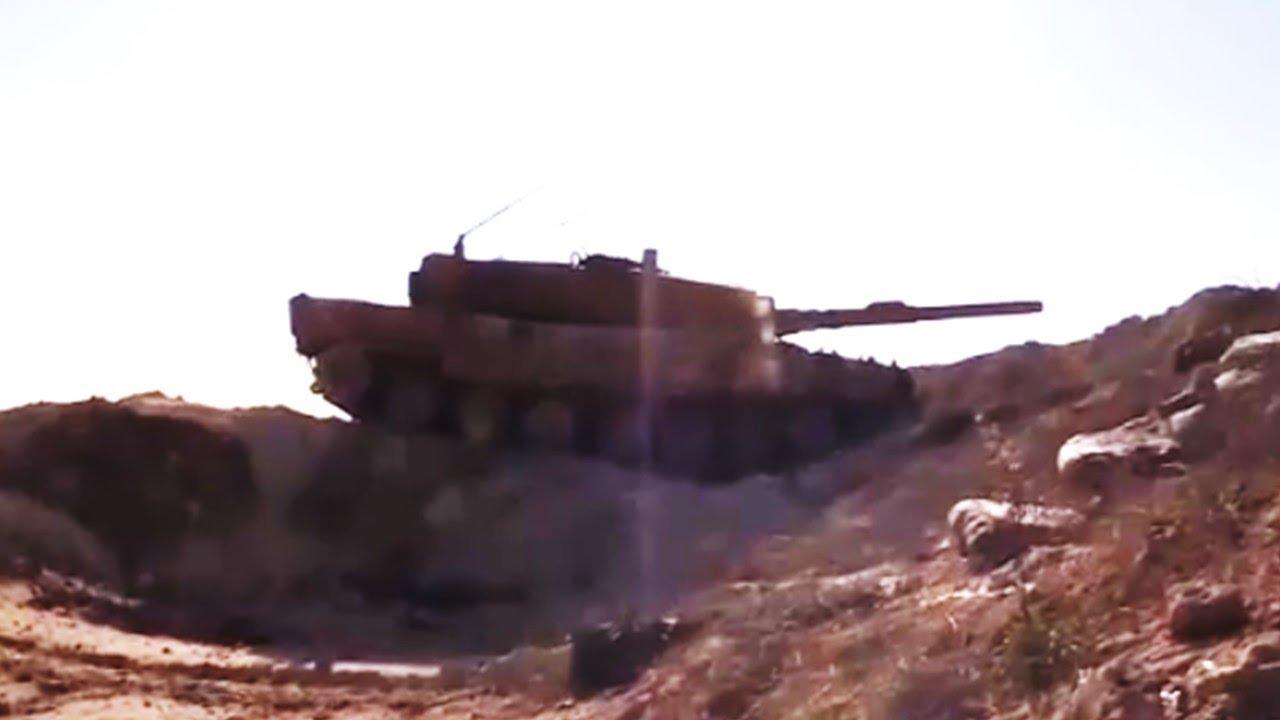 Готова ли Россия остановить турецкие танки в Сирии