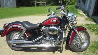 1999 Honda Shadow ACE 750