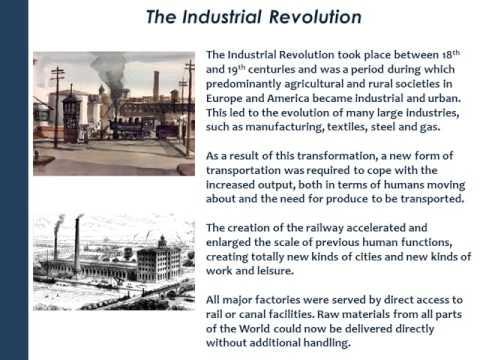 Logistics Through The Ages