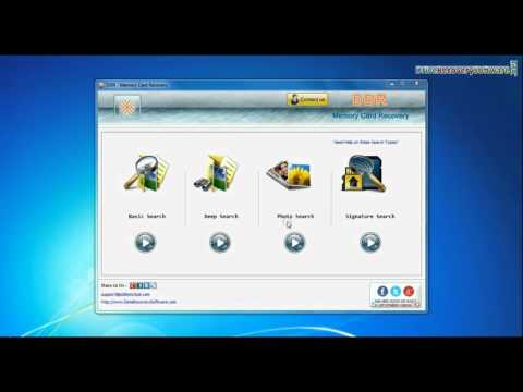 Easy to recover lost data files from MMC Card by using DDR Memory Card Recovery Software