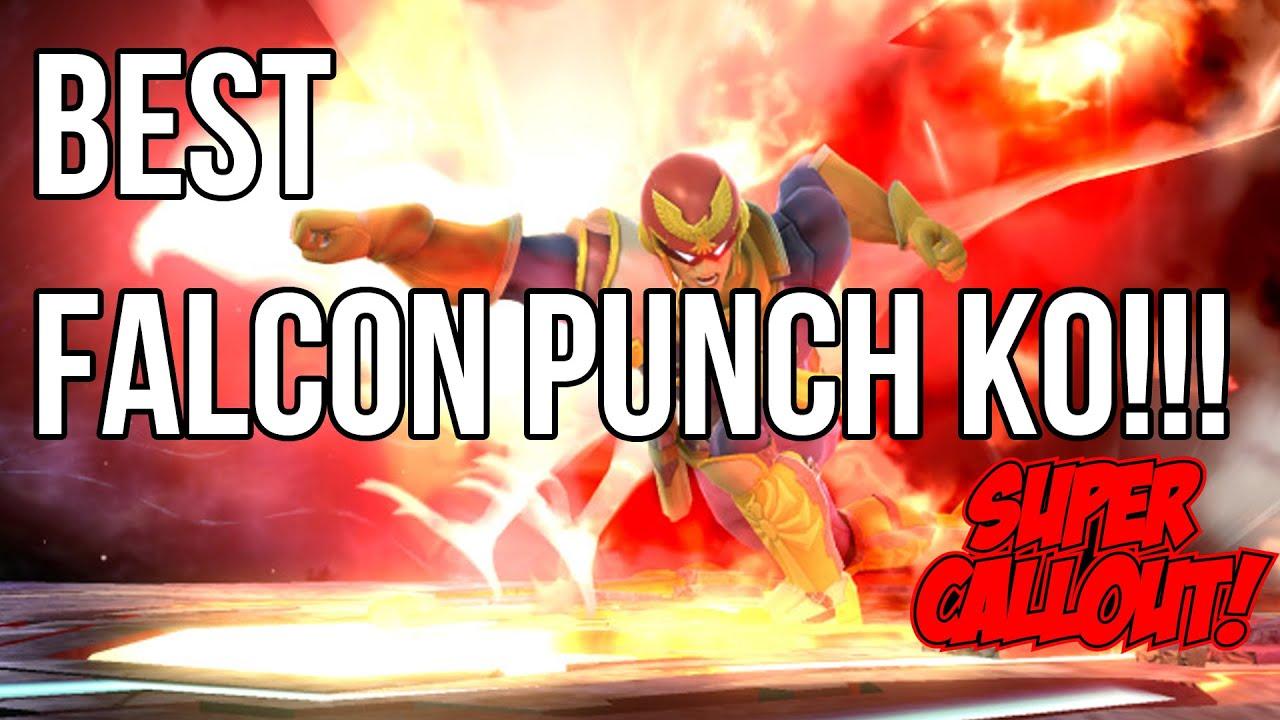 Captain falcon punch - photo#46