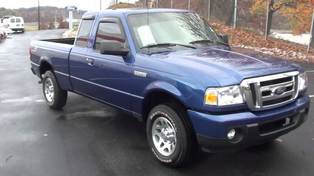 For sale pre owned 2011 ford ranger xlt fx2 1 owner 4k miles stk p5849a www lcford com