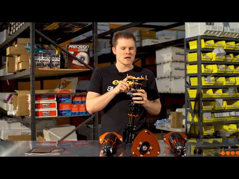 KSport Kontrol Pro Coilovers Subaru WRX | STI