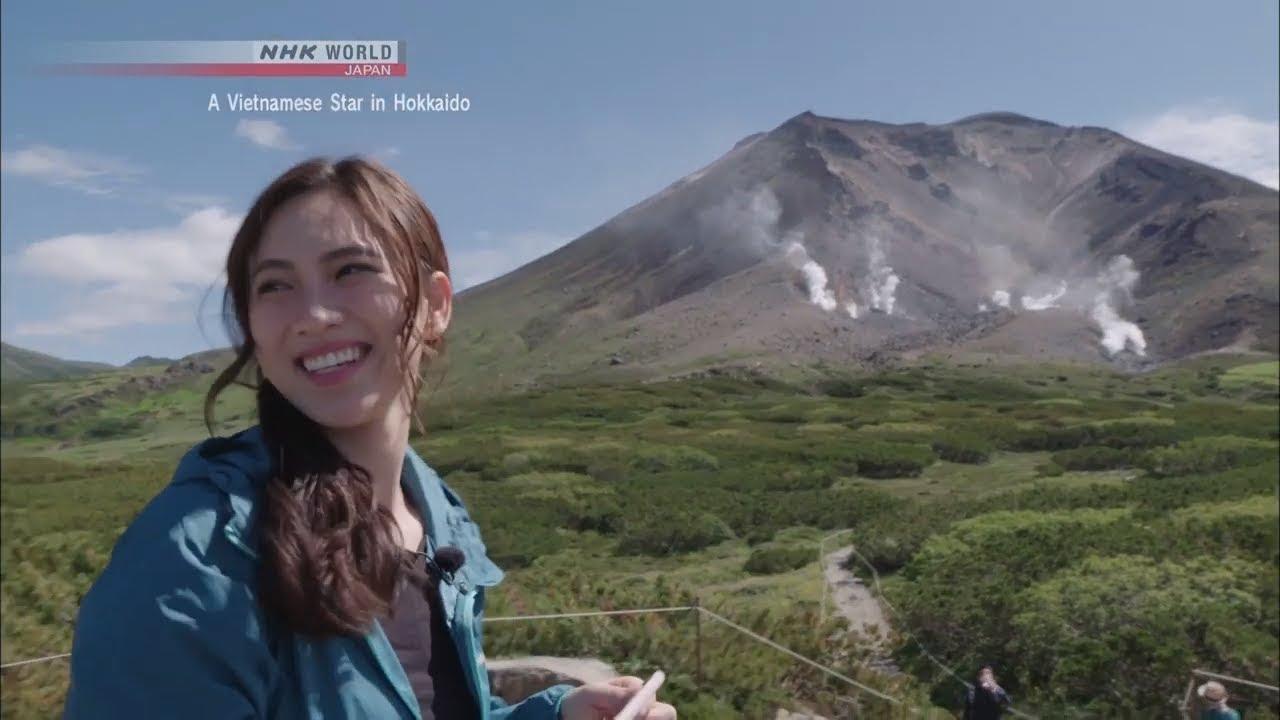 Photo of Phuong Anh Dao Climbs Mt. Asahidake  [Phương Anh Đào] – A*B*C Tours – video