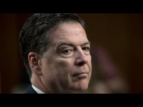 """Comey calls Trump """"morally unfit to be president"""""""