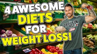 The BEST DIETS For Weight Loss I've Used