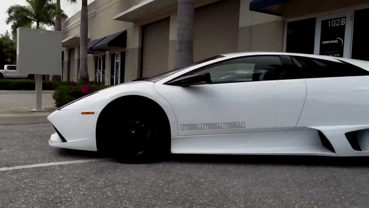 2007 Lamborghini Murcielago Lp640 Versace Edition By Driving