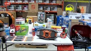 Tips for creating a hurricane survival kit