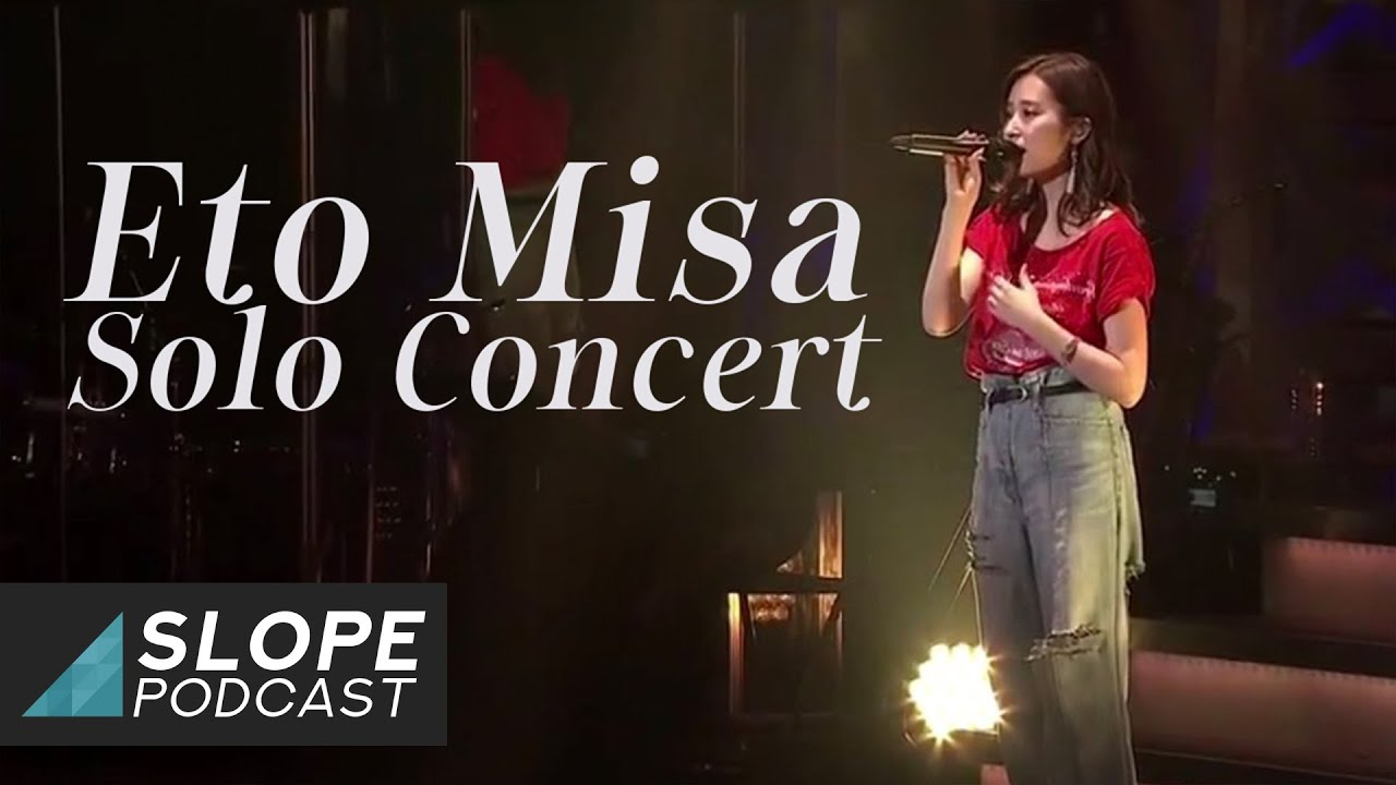 The Slope Podcast ep67 - Eto Misa Solo Concert and Nogizaka's 4th