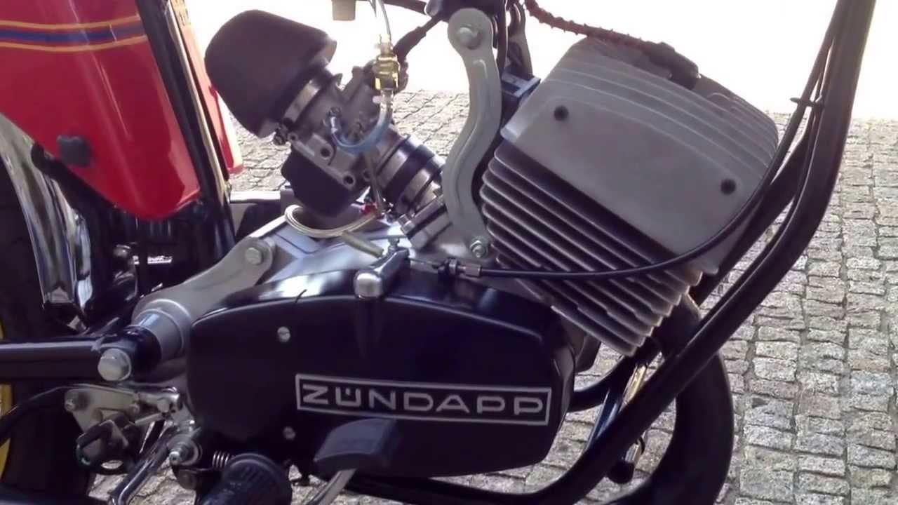 Fonkelnieuw Motor zundapp lamelas cárter - YouTube SF-16