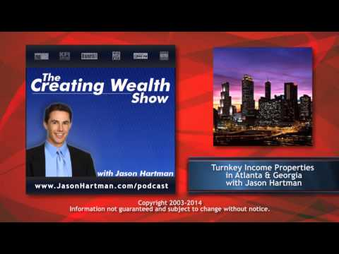 Creating Wealth #192 - Turnkey Income Properties in Atlanta & Georgia