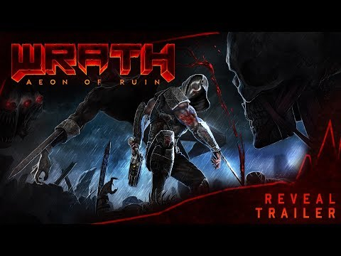 WRATH: Aeon of Ruin Reveal Trailer