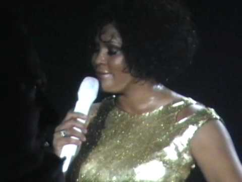 A Song For You  Whitney Houston  Antwerp Belgium 2010