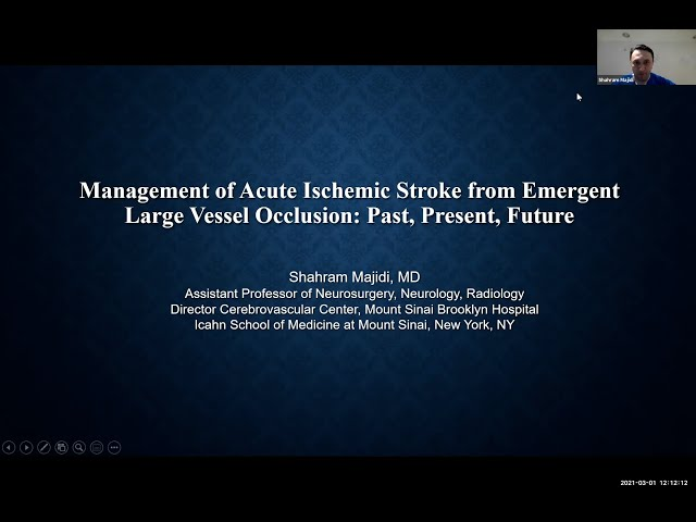 Management of Acute Ischemic Stroke From Emergent Large Vessel Occlusions: Past, Present and Future