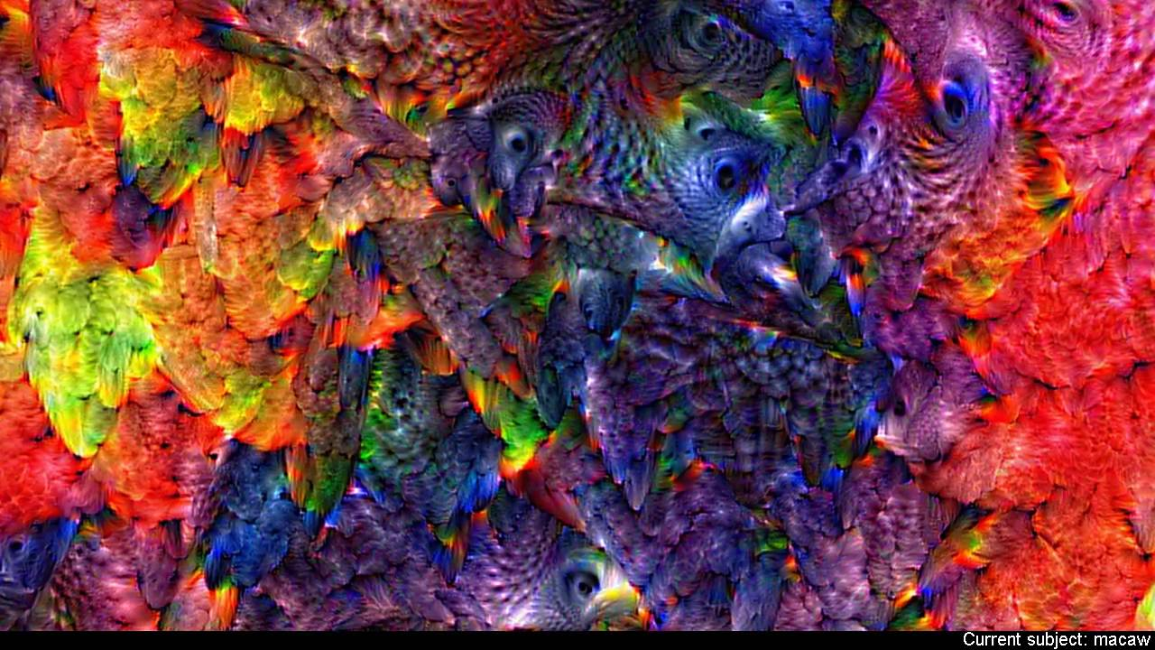 Image result for hallucinations fractal