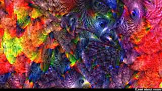 10 hours of LSD hallucinations generated by a neural net Video