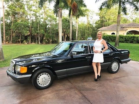 CAN NOT BELIEVE THIS 1990 Mercedes Benz 560SEL