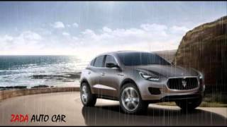 2016 Maserati  Levante Redesign, Release and Changes