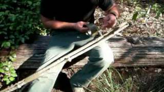 The Survival Bow: With Minimal Supplies